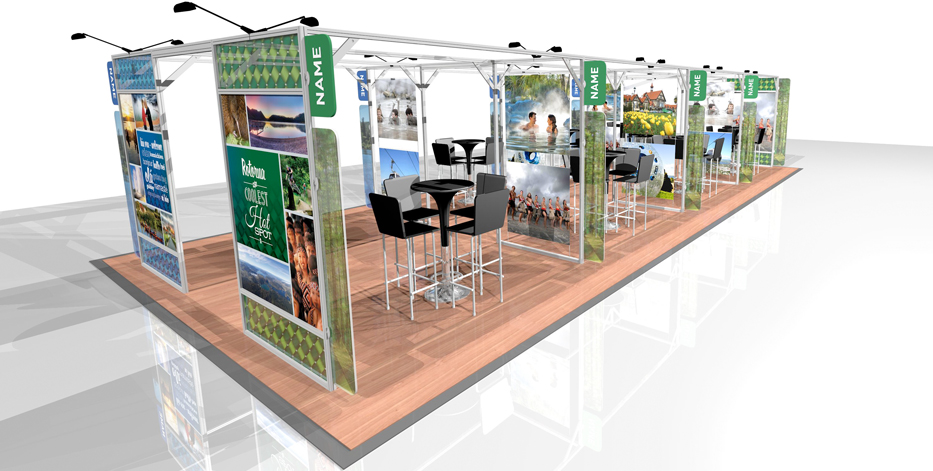 Exhibit Group Custom Displays