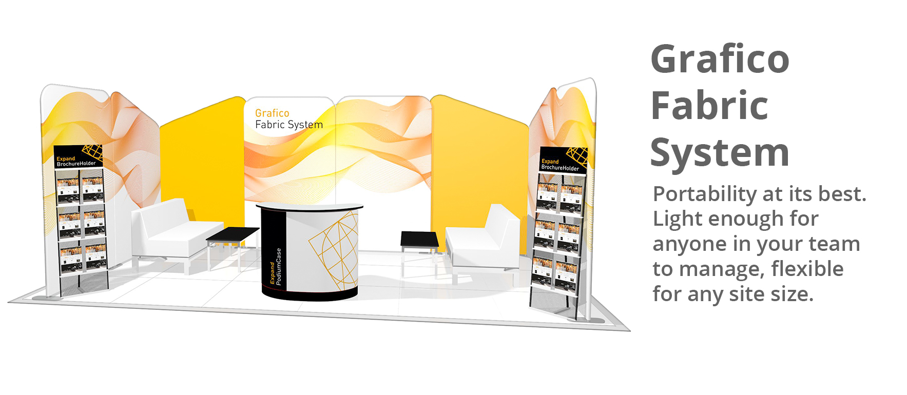 Introducing Our New Grafico Fabric System!