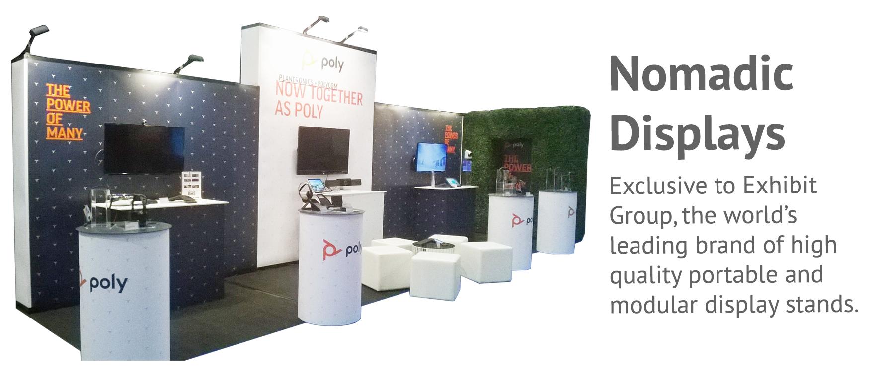 Exclusive Distributor For Nomadic Displays