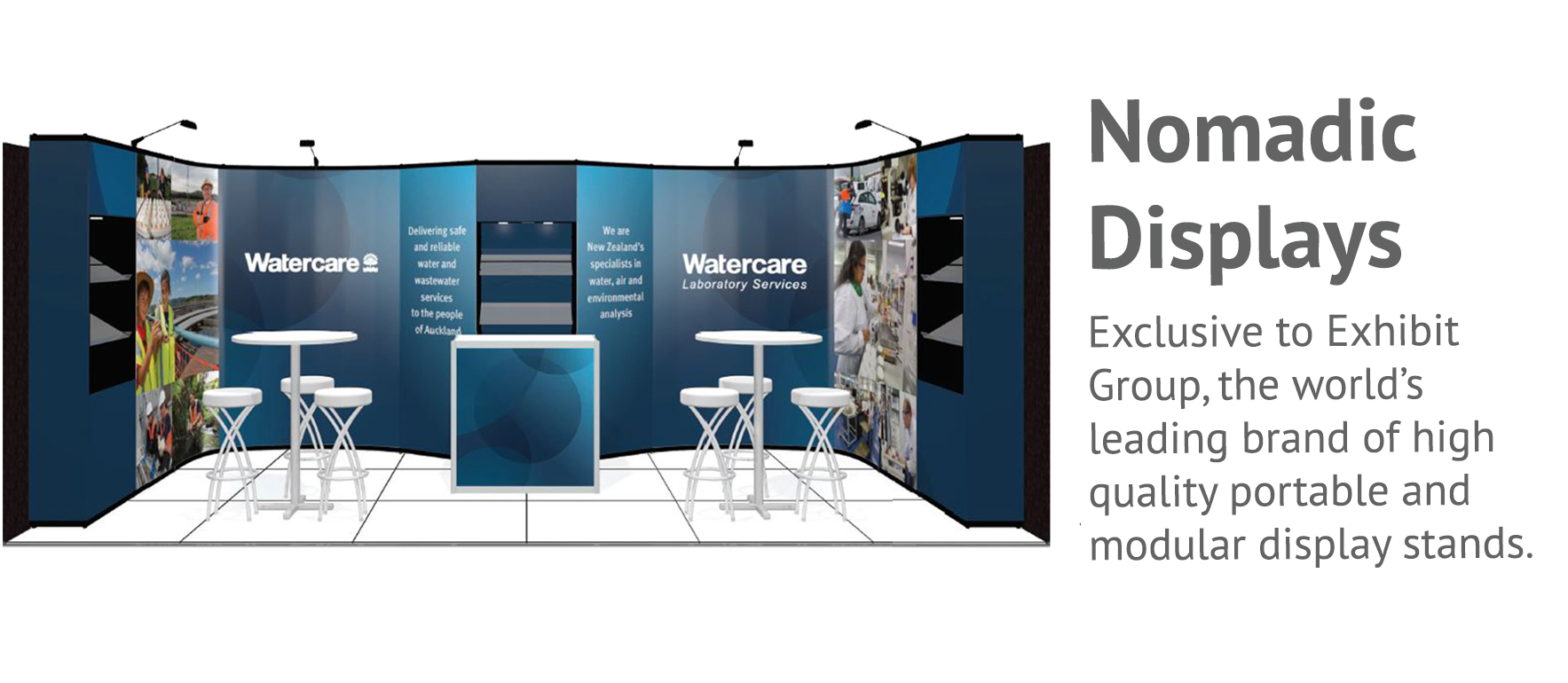 Exclusive Distributor For Nomadic Displays