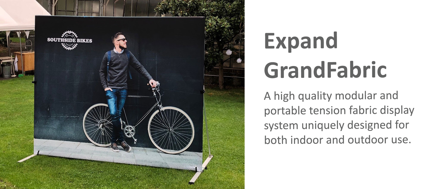 Introducing Our New Exand GrandFabric