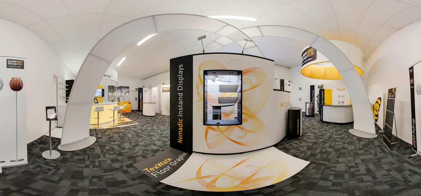 NEW! Virtual 360 Showroom