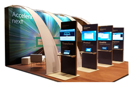 Exhibition Stands Nz : Portable displays stands banners for exhibitions trade shows